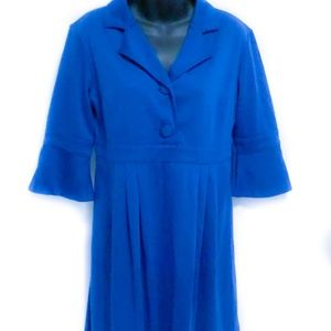Chadwicks Royal Blue Dress 12P